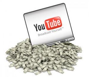 geld maken met youtube